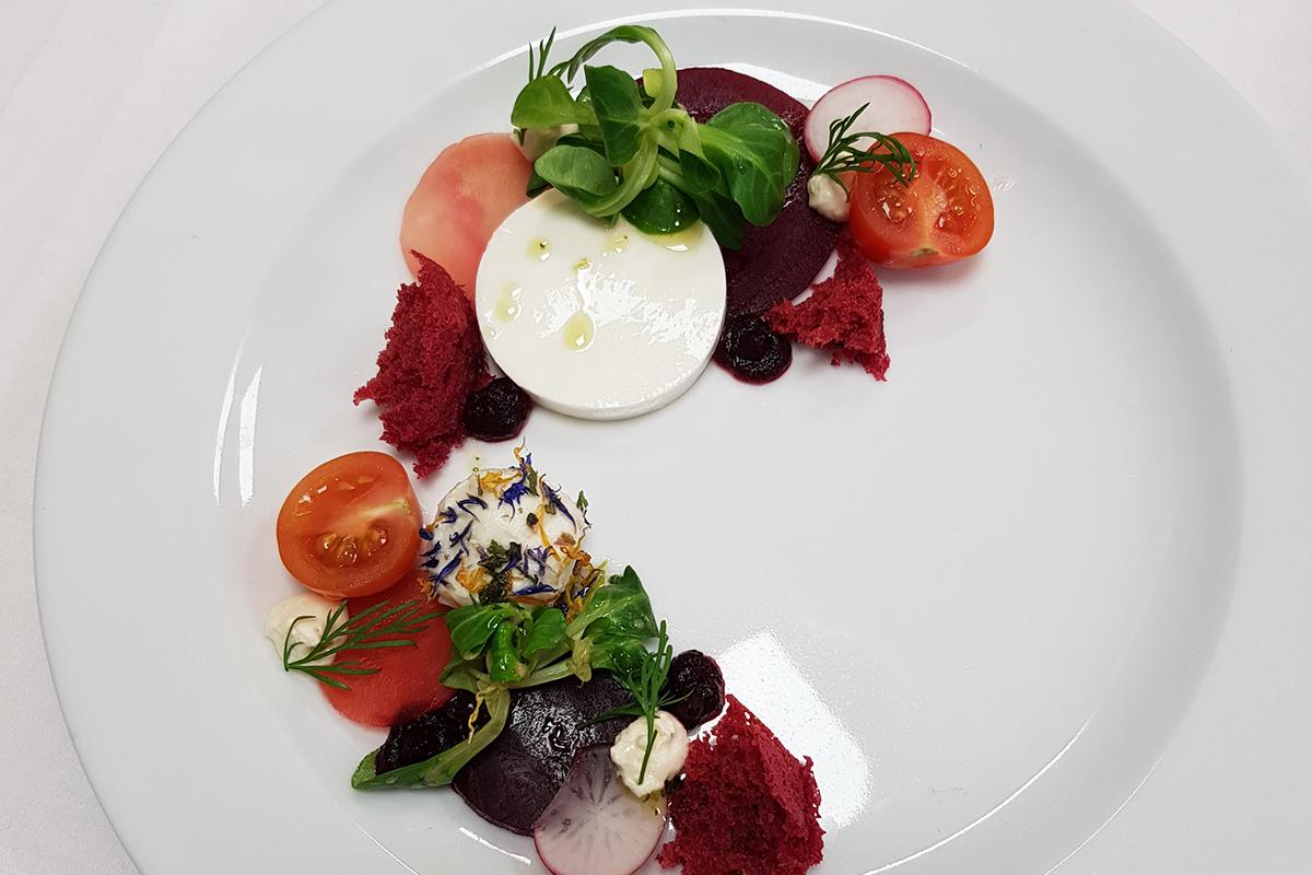 Geirhofer Restaurant Gerichte